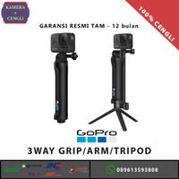 GoPro 3 Way Grip / Arm / Tripod Original
