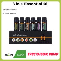 Essential Oil / Aromatherapy Oil 6 in1 10ml