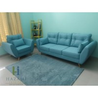 sofa scandinavian - retro