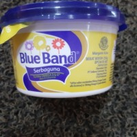 Margarin Blue band Blueband 250gr cup