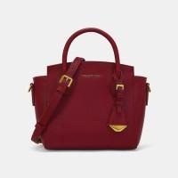 SAG6116 MaRooN Chalres & Keith Classic Top Handle Hand Bag