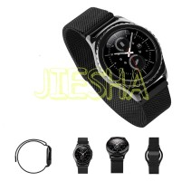 SAMSUNG GALAXY GEAR S2 CLASSIC MILANESE MAGNET STAINLESS STRAP TALI