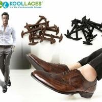 Karet silikon Tali Sepatu Formal Pantopel Kulit (harga satuan)