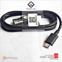 Kabel data ori 100% xiaomi redmi s2 3s pro cable note 2 3 4 5 5a prime - Hitam