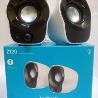Speaker LOGITECH Z120 speaker Usb Speaker stereo Pc / Laptop.