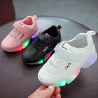 sepatu import for kids brand fila