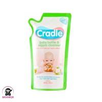 CRADLE Baby Bottle Nipple Cleanser Refill 500 ml