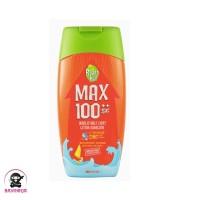 BEACH HUT Max Sunblock Sunscreen Lotion SPF100 100 ml