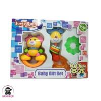 LUSTY BUNNY Baby Gift Set Mainan Anak isi 3 - LB 1407