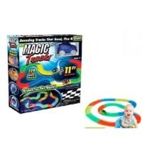 PROMO Magic Tracks Mega Set 18FT Mainan Tracks Anak MURAH GROSIR