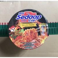 Sedaap Sedap Mi Mie Cup Instant Korean Spicy Chicken Samyang ABC MURAH