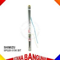 SUBMERSIBLE PUMP POMPA AIR RENDAM SPG20-315K BIT SHIMIZU SATELIT PUMP