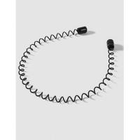 LRC Bando Fashion Spiral Wavy Headband D06209