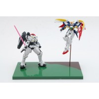 Banpresto Gundam Series Diorama Figure - Wing Gundam vs Tallgeese