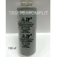 Kapasitor 150 MFD 250 V AC Motor Starting 150uf 150 uf 150mfd JP Japan