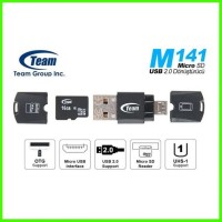 Team Microsd Sd Card Otg Reader - M141