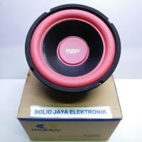 Speaker Subwoofer 8 INC 8 Legacy LG 896 2 Speaker Legacy 8inc 8 Subwo