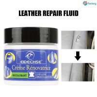 *O* Leather Vinyl Repair Paste Filler Cream Putty for Car Seat Sofa