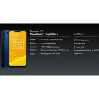 Oppo Realme C1 New 2/16GB Garansi Resmi - BLUE ONLY