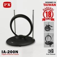 Antena TV Dalam / Digital Indoor Antenna PX IA-200N / IA200N