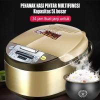 Han River Rice Cooker Digital 2Liter Touch Screen Magic Com Timer