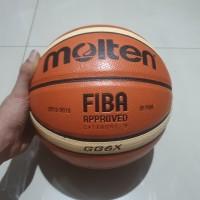 Bola Basket Molten GG6 x GG6x made in thailand premium free Pentil