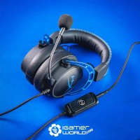 Hyperx Cloud Alpha S 7.1 Surround Sound Headset Gaming