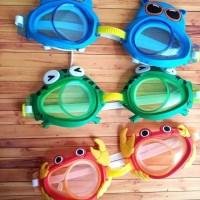 Kacamata Renang Anak Motif Animal