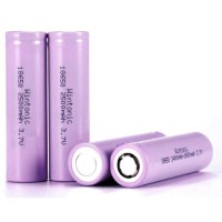 Battery 18650 Flat TOP Real Capacity 2500mAH Hame Wintonic