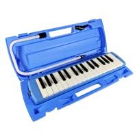 Pianika MARVEL Pianica Alat Musik Tiup Piano Hardcase Cover MR-QM33