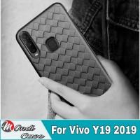 Soft Case Vivo Y19 Casing Premium Edition Cover Vivo Y 19 2019 - Hitam