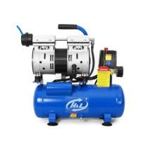 H&L Compressor Oilless 1 HP 9 Liter - Kompresor Listrik Silent