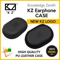Hard Case KZ Earphone Tempat Headset PU Bag Pouch Knowledge Zenith