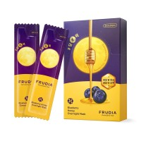 FRUDIA Blueberry Honey Overnight Mask Box