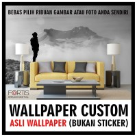 Custom Wallpaper - Wallpaper Asli - 3D