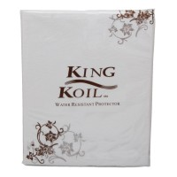 King Koil Pillow Protector Fitted Waterproof