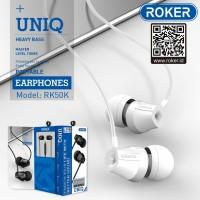 Handsfree Roker Uniq RK50K