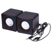 Speaker Aktif Spiker Sound Mini STEREO HP PC Komputer Laptop POWER USB