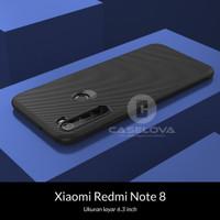 Case Xiaomi Redmi Note 8 Evoskin Anti Skid Silicone