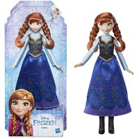 Boneka Barbie Disney Frozen Princess Elsa Anna Hasbro Original