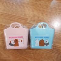 Keranjang Mini We Bare Bears Tempat Pensil Organizer Bukan Miniso JP