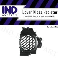 Tutup-Cover Kipas Radiator-Mesin Vario 110 Old-CW-Techno CBS Karbu