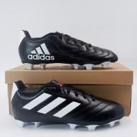Sepatu Bola Anak Adidas Goletto VII FG JR Core Black EE4485 Original