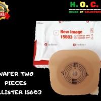 Wafer Skin Barrier Stomahesive 15603 Hollister