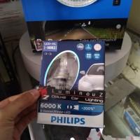 philips xtreme ultinon led HIR2 9012 6000k brio rs mobilio rs yaris