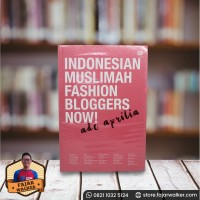Indonesian Muslimah Fashion Bloggers Now! - Ade Aprilia. 100% Baru