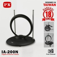 PX Antena Dalam TV Digital PX IA-200N Indoor Antenna IA200N