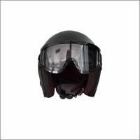 Jet-Star Line Black Doff + Free Goggle