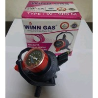 Regulator Twinlock WINN GAS W 900 M Untuk Kompor Gas LPG 100% Original