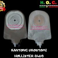HOLLISTER UROSTOMY BAG 8460